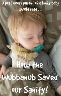 Do you have a binky baby? Does your baby's binky constantly fall out? Do you go crazy searching for a pacifier that bounced away? Be sure to...