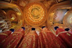 Russian Orthodox: vestments & architecture