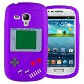 Silicone Game Boy Soft Case Cover for Samsung Galaxy S3 III Mini i8190