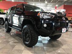 2019 Toyota Black Rhino York wrapped in Falken Wildpeak 3 ToyTec lift Lifted 4runner, Toyota 4runner Sr5, Lifted Ford Trucks, Jeep Truck, Toyota Tacoma, 4 Runner, My Dream Car, Dream Cars, Cars