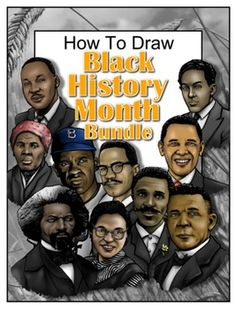 how to draw martin luther king jr dragoart