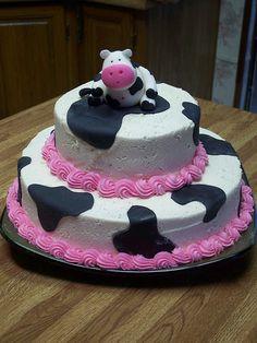 I love this cow cake, too!