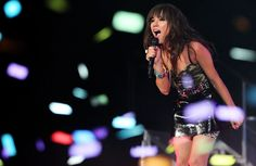 "Carly Rae Jepsen on the Justin Bieber ""Believe"" tour"