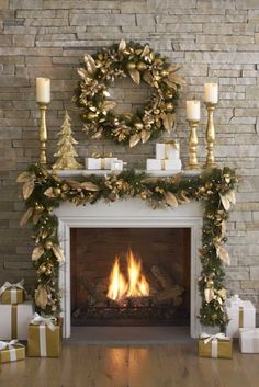 35 Gold Christmas Decorations And Holiday Decor Ideas Here are 35 gold Christmas decorations and gold holiday decor. Here are some tips on how to decorate for the holidays with gold Christmas decor.