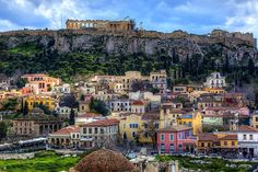 Discover Athens: history, culture, the beaches of the Athens Riviera, nightlife and gastronomy await! Visit the Parthenon, Acropolis and the Ancient Agora. Greece Tours, Greece Travel, Athens City, Athens Greece, Attica Athens, Corfu Town, Greece Holiday, Parthenon, Architecture Old