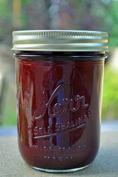 Planning to make this next - Plum BBQ Sauce | Cooking With Michele®