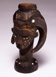 PEM | African Art « Collections wine  cup 19th. Art Experience:NYC http://www.artexperiencenyc.com/social_login