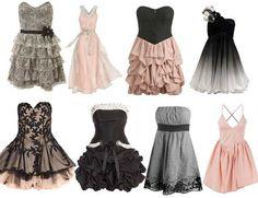 vestidos 15 anos cores escuras