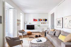 Реконструкция квартиры в историческом здании в Мадриде — HQROOM