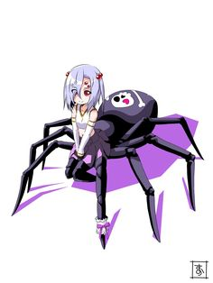 Monster Musume no iru Nichijou – 549 фотографий Monster Musume Rachnera, Monster Musume No Iru, Spider Girl, Anime Monsters, Cute Monsters, Chibi, Fantasy Creatures, Mythical Creatures, Fantasy Characters