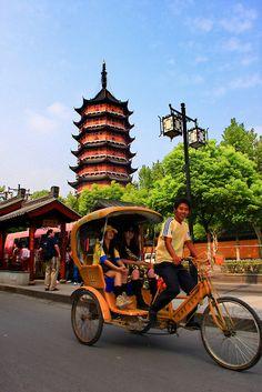 china suzhou beisi ta pagoda 5250b.jpg | Skyum World Travel Images