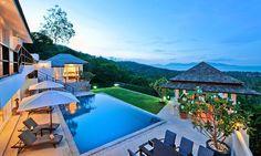 Villa Mullion Cove is a stylish villa that just a few minutes drive from the cosmopolitan Fisherman Village.#thailand #kohsamui