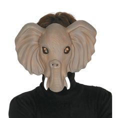 Masque Éléphant #masquesdéguisements #accessoiresdéguisements #accessoiresphotocall