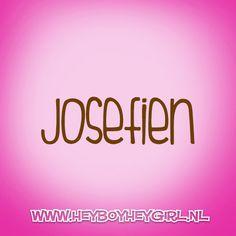 Josefien (Voor meer inspiratie, en unieke geboortekaartjes kijk op www.heyboyheygirl.nl)