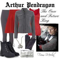 [Merlin]Arthur Pendragon