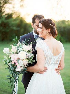 Floral Design: Brancoprata - http://www.stylemepretty.com/portfolio/brancoprata Photography: Brancoprata - http://www.stylemepretty.com/portfolio/brancoprata   Read More on SMP: http://www.stylemepretty.com/destination-weddings/2015/09/17/romantic-countryside-wedding/