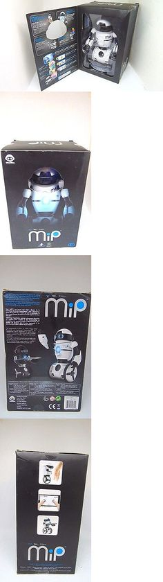 1970-Now 19198: Wowwee Mip Robot Rc Robot Ages 8+ White Toy New -> BUY IT NOW ONLY: $69 on eBay!