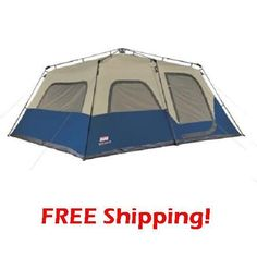 Tent 12 Person Camping Hiking Dome Campers Outdoor Family Cabin Hunting