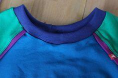 Ik kreeg het verzoek een uitleg te schrijven over hoe ik boordjes in tricot kleding zet. Hieronder volgt een stap voor stap foto uitleg van hoe ik het doe. Het internet staat helemaal vol met allerlei manieren, dit is mijn manier, die voor mij het beste werkt. Ik deel hem graag met jullie. :)