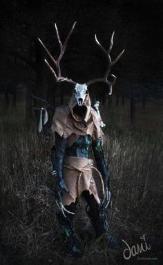 Hell, this one is good. Dani Hartel Cosplay Leshy The Witcher 3 Leszy Wiedźmin Unicorn Images, Unicorn Art, Unicorn Crafts, Unicorn Drawing, Unicorn Outfit, Unicorn Costume, Larp, Character Inspiration, Character Art