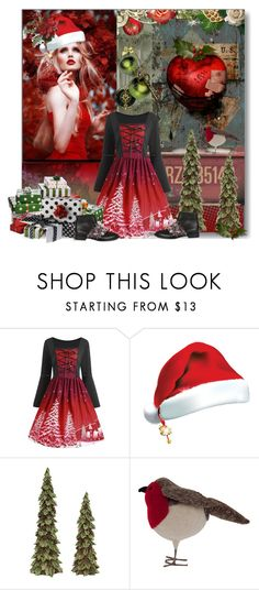 """""""Believe In The Magic......"""" by nz-carla ❤ liked on Polyvore featuring Anouki and Frontgate"""