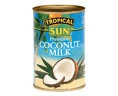 Tropical Sun #Coconut Milk