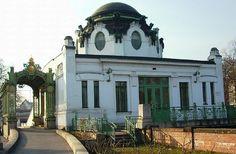 Otto Wagner Pavillon, Hietzing