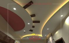 Living room false ceiling designing ideas created by Kolkata Interior Designers, which is designed our designers for a living room interior 2.5 lac budget project according to our customer's requirement. This living room false ceiling lighting can be created in a budget of 40 to 50 thousand in Kolkata Interior