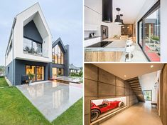 This House Was Designed With Space For Parents To Relax and Kids To Have Fun