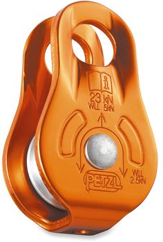 Fixe Pulley Orange 000 by Petzl(Orange). Designed for hauling systems and deviations. Fixed side plates allow quick installation and coupling with a rope clamp. Sheave mounted on self-lubricating bushings for efficiency. Survival Prepping, Emergency Preparedness, Survival Skills, Survival Gear, Survival Stuff, Camping Survival, Outdoor Survival, Polaroid, Rope Clamp