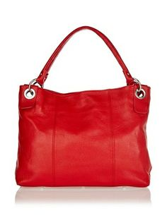 Free For Humanity Borsa A Mano (Rosso)