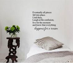 #Quotes for Walls