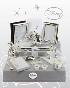 Winnie The Pooh Silver Plated Gifts For New Baby & Christenings