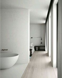 51 Bright Bathroom To Inspire and Copy - Futuristic Interior Designs Technology Cheap Bathrooms, Large Bathrooms, Bathroom Small, Bright Bathrooms, Boho Bathroom, Minimalist Architecture, Interior Architecture, Architecture Board, Interior Modern