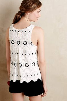 Walina Lace Top - anthropologie.com