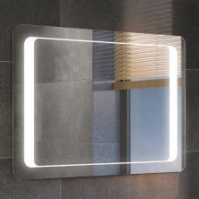 Bathroom Mirror Lights 900 X 600 600x900mm galactic designer illuminated led bathroom mirror with