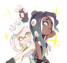 Pearl & Marina (Splatoon 2)