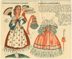 Scandonavian dolls - Yakira Chandrani - Picasa Webalbum* 1500 free paper dolls at Arielle Gabriels The International Paper Doll Society and also free Asian paper dolls at The China Adventures of Arielle Gabriel *