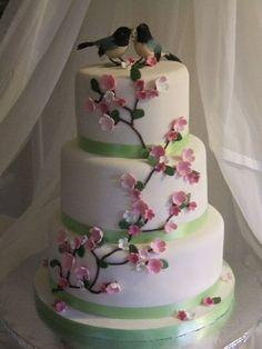 Hillary's Blossom Cake