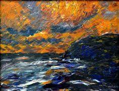 Emil Nolde Autumn sea