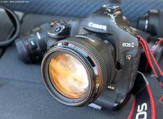 Canon 50mm f/1.0 L USM