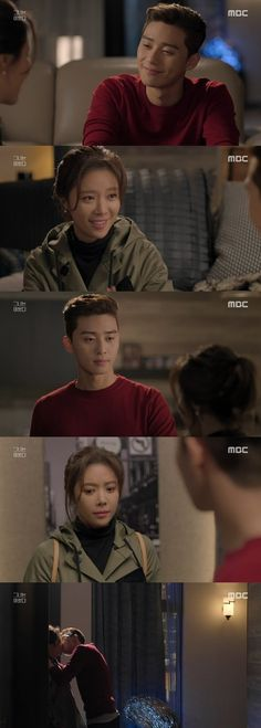 [Spoiler] 'She Was Pretty' Hwang Jeong-eum and Park Seo-joon spend their first night together @ HanCinema :: The Korean Movie and Drama Database