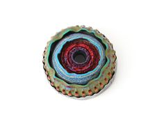 Ford and Forlano, O'Keefe Pin #135, Polymer, 2015
