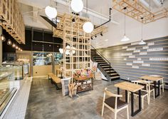Galería de Restaurant Beauty Free Baking / ZONES DESIGN - 10