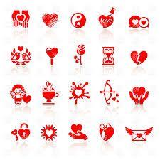ผลการค้นหารูปภาพสำหรับ valentine's day symbols
