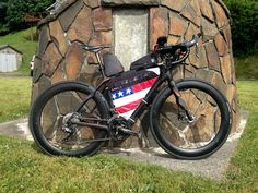 Readers Rig: Lael Wilcox - Trans Am Bike Race - Bikepackers Magazine