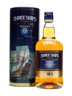 Three Ships 10 Year Old / African Single Malt