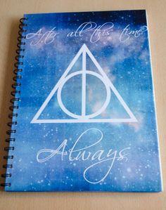 Anillado Reliquias Always - Harry Potter