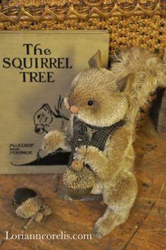 Little Mr. Squirrel ~ Lori Ann Corelis
