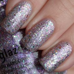 Lucy's Stash: China Glaze Prismatic Collection: Full Spectrum - Review and swatches